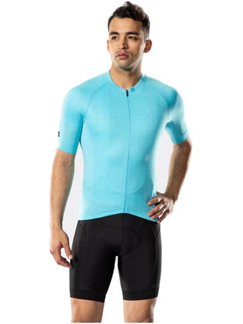 Bontrager Circuit Fietsshirt korte mouwen Heren blauw